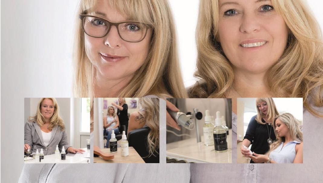 Anti-aging Haarserum für dickeres Haar